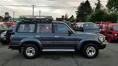 for sale 1992 toyota land cruiser 80 vx limited cer