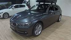 Bmw F31 Facelift - bmw 3 series touring x drive f31 facelift mineral grey