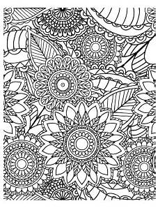 calming patterns for adults who color live your life in
