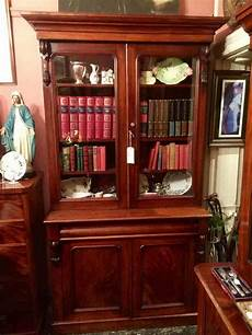 buy australian colonial cedar bookcase from the old office antiques