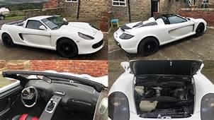 Someone Seriously Turned A Pontiac Fiero Into Porsche