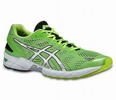 asics gel ds trainer 19 neutral running shoes green