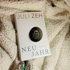 Rezension Juli Zeh Neujahr Literatour