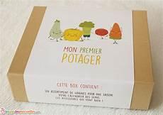 Box Jardinage Mon Premier Potager Le Pays Des Merveilles