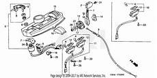 honda ht4213 sa lawn tractor jpn vin maat 5000001 to maat 5099999 parts diagram for