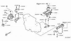 nissan altima 2007 parts diagram hanenhuusholli 11232 el00a genuine nissan parts