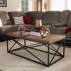 Baxton Studio Coffee Table wholesale interiors baxton studio coffee table wayfair