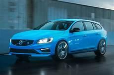 Coming To America Volvo V60 Polestar Is One Wagon