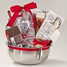 Kitchen Gift Set Ideas by Gift Basket Idea For The Baker On Your List Projects To