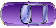 Auto Von Oben Free Vector Graphic Car Vehicle Violet Purple Free