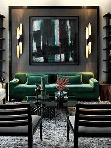 Black And Green Living Room Ideas