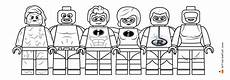Malvorlagen Lego Incredibles Printable Coloring Pages For Step By Step Drawing