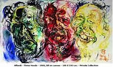 Aliran Lukisan Seni Budaya Smasa