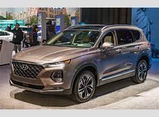 2020 Hyundai Santa Fe SUV Redesign, Price and Release Date