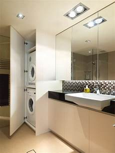 Bathroom With Laundry Room Ideas 14 Multifunctional Bathroom Designs With Laundry Space