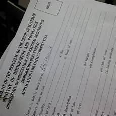 idiot s guide to visa at the myanmar embassy bangkok