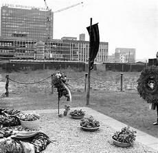 Berliner Mauer Warum Axel Springer F 252 R Die Einheit