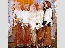 30  Model Kebaya Muslim (MODERN, INSPIRASI, DRESS, DESAIN)