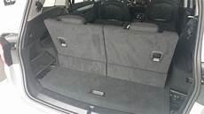kofferraum bei verwendeter 3 sitzreihe galerie 2er bmw