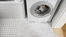 Washing Machine Leaks As Cause Of Water Damage