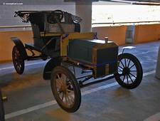 1906 Ford Model N Image Chassis Number 2907