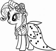 kostenlose druckbare my pony malvorlagen f 252 r kinder