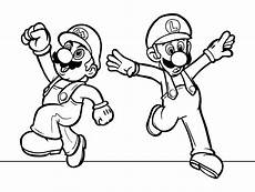mario coloring pages black and white super mario drawings for you to color in