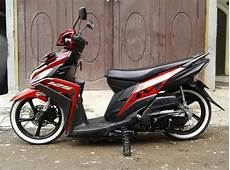 Modif Mio M3 by Modifikasi Stiker Mio M3 125 Satu Sticker