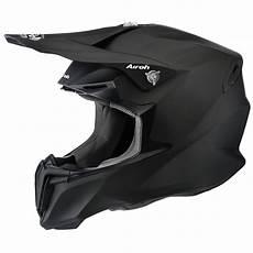 motocross helm schwarz airoh twist motocross helmet matt black motorcycle