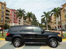 free online auto service manuals 2004 toyota sequoia engine control buy used 2004 toyota sequoia limited awd 4wd black every option 2 owners clean l k in naples