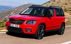 2014 Skoda Yeti Monte Carlo  Wallpapers And HD Images