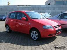 electronic stability control 2008 chevrolet aveo navigation system 2008 chevrolet kalos se 1 2 air navi car photo and specs