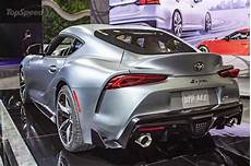 Toyota Supra A90 - 14 known facts about the 2020 toyota supra a90