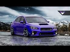 Tuning Photoshop 2016 Subaru Impreza Wrx Sti