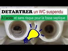 acide chlorhydrique toilette d 233 tartrer wc suspendu avec acide sans risque pour la fosse