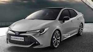 2020 Toyota Auris Specs  SUV Models