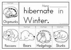 animals in winter worksheets for kindergarten 14199 animals in winter printable worksheetsf school animals that hibernate kindergarten polar