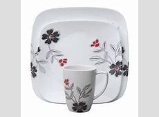 Corelle Mix and Match Wild Flower and Meadow Vintage Dish