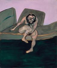 Francis Bacon Seated Woman