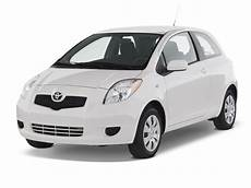 2007 Toyota Yaris Reviews And Rating Motor Trend