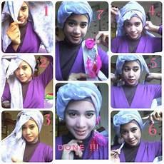 Inilah Kreasi Jilbab Modern Yang Cocok Untuk Ke Pesta