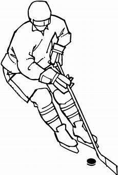 Gratis Malvorlagen Eishockey Mann Spielt Eishockey Ausmalbild Malvorlage Comics