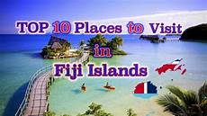 top 10 places to visit in fiji island