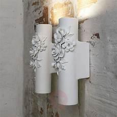 ceramic led wall l capodimonte handmade lights co uk