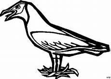 malvorlage vogel im nest vogel steht im nest ausmalbild malvorlage tiere