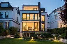 Architekten In Hamburg - moderne stadtvilla hamburg ottensen jk architektenteam