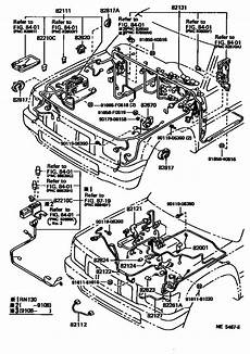 92 toyota engine diagram part number for 92 22re wiring harness yotatech forums