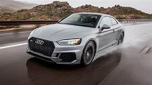 Audi RS5 Coupe Now In India For INR 11 Crore  Shifting Gears