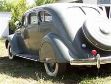 Buy Used 1935 Chrysler Airflow C2 Imperial Four Door Sedan