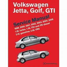 service manuals schematics 2003 volkswagen gti electronic throttle control volkswagen golf jetta gti gli 1999 2005 mk4 service manual vg05 by bentley publishers